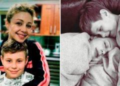 Тина Кароль показала подросшего сына и его увлечения. Талантливый малыш