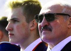 В Сети гадают, кто является настоящей матерью красавца наследника президента Беларуси Александра Лукашенко